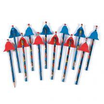 Superhero Cape Pencils