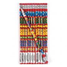 100 Days of School Pencils