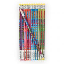 I Love Reading Pencils