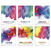 Watercolour Posters