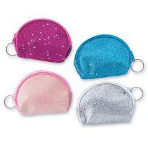 Glitter Coin Purse Pulls
