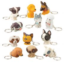 Dog Collectible Backpack Pulls