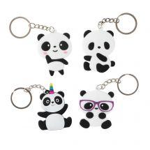 Panda Backpack Pulls