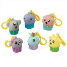 Animal Cupcake Backpack Pulls