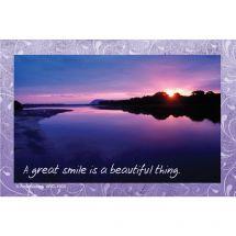 Sunset Beautiful Thing Recall Cards