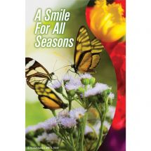 Butterfly Smile for all Seasons Recall Cards