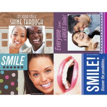Many Smiles Laser Cards