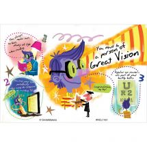Person of Great Vision Recall Cards