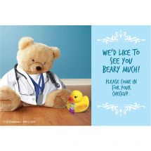 See You Beary Much Recall Cards