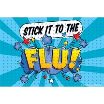 Stick it to the Flu Recall Cards
