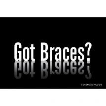 Got Braces? Recall Cards