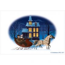 Winter's Night Recall Cards