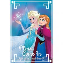 Disney Frozen Sisters Come In Recall Cards