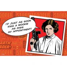 Star Wars Princess Leia Recall Cards