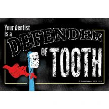 Defender of Tooth Recall Cards
