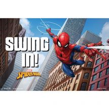 Spider-Man Swing In Recall Cards
