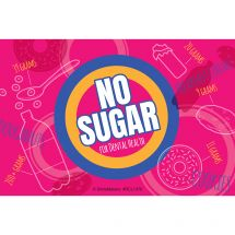 Custom No Sugar Dental Recall Cards