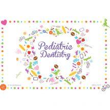 Custom Pediatric Dentistry Icon Recall Cards