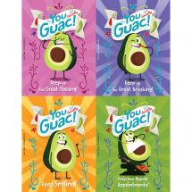 Totally Guac Laser Recall Cards