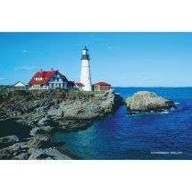 Lighthouse Scenic Recall Cards