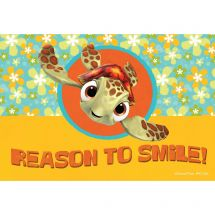 Disney Nemo Turtle Smile Recall Cards