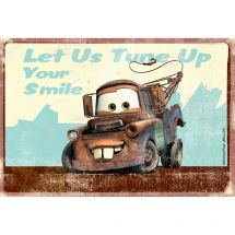 Disney Cars TuneUp Smile Recall Cards