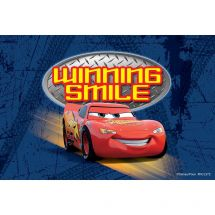 Disney Cars Win Smile Recall Cards