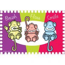 Colour Monkey Spotlight Recall Cards