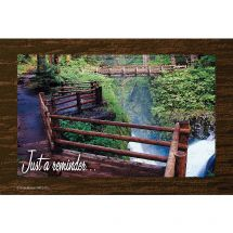 Fence Reminder Recall Cards