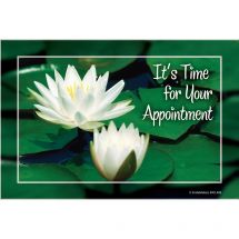 Water Lilies Recall Cards