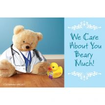 Care Beary Much Recall Cards