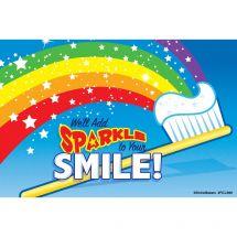 Sparkle Rainbow Recall Cards