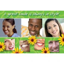 Great Smile Daisy Recall Cards