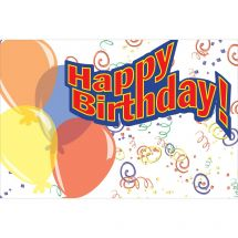 Happy Birthday! Recall Cards