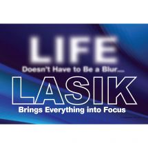 Lasik Focus Recall Cards