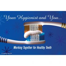 Hygienist and You Recall Cards