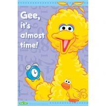 Big Bird Recall Cards
