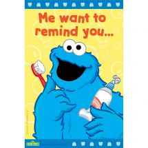 Cookie Monster Recall Cards