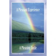 Pleasing Smile Rainbow Recall Cards