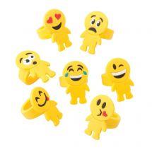 Emoji Rubber Rings