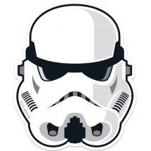 Star Wars Re-stickable Stickers