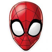 Spider-Man Face Re-stickable Stickers