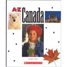 CANADA: A TO Z BOOK