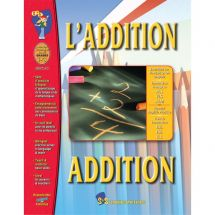 ADDITION ACT BK FRNCH & ENGL