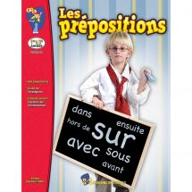 PREPOSITIONS ACT BK IN FRNCH