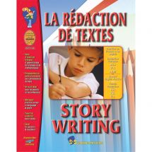STORY WRITING ACT BK FRNCH &