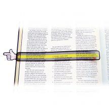 FINGER POINTER READING STRIPS