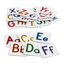 Sensory Letter Cards