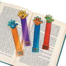 High Five Ruler Bookmarks