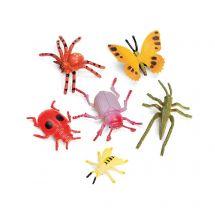 Plastic Bugs
